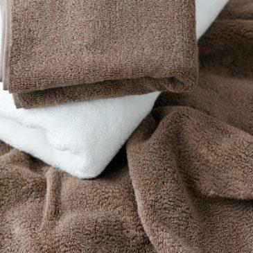 タオルにやさしい乾燥の仕方